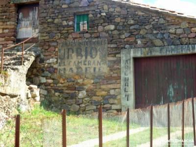 Siete Villas - Alto Najerilla, La Rioja;baston senderismo ocio y aventura senderos gr